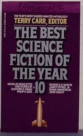 The Best Science Fiction of the Year 10