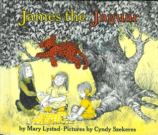 James the Jaguar by Mary Lystad