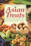 Asian Treats Spring rolls, Dumplings, Dim Sum & Other Treats by Amanda Bishop