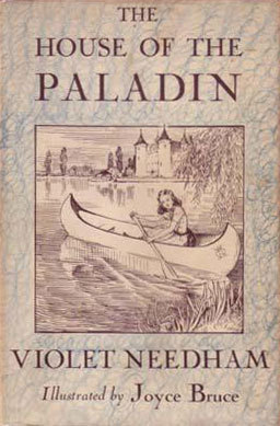 The House of the Paladin by Violet Needham
