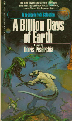 A Billion Days of Earth by Doris Piserchia