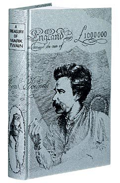 A Treasury of Mark Twain - Folio Society Edition by Mark Twain