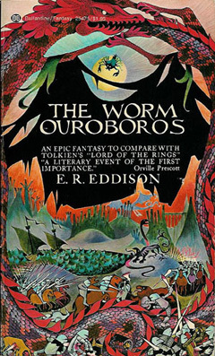 The Worm Ouroboros by E.R. Eddison