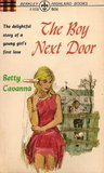 The Boy Next Door by Betty Cavanna