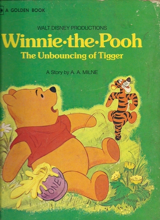 Winnie the Pooh:  The Unbouncing of Tigger (Walt Disney Productions)