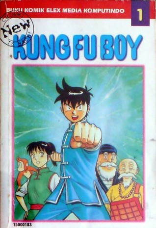 New Kung Fu Boy by Takeshi Maekawa