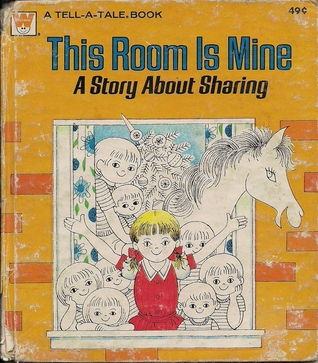 This Room is Mine by Betty Ren Wright