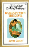 Bargain With The Devil (Candlelight Ecstasy, #26)
