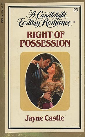 Right of Possession by Jayne Castle