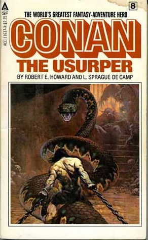 Conan: The Usurper