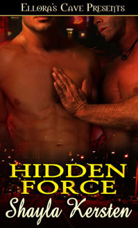 Hidden Force by Shayla Kersten