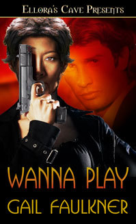 Wanna Play (Ghost Unit, #3) by Gail Faulkner