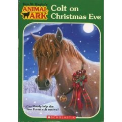 Colt on Christmas Eve by Ben M. Baglio