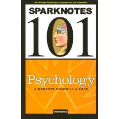 Psychology (SparkNotes 101)