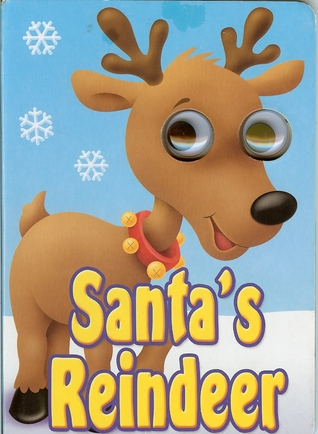 Santa's Reindeer by Cuddly Duck Productions