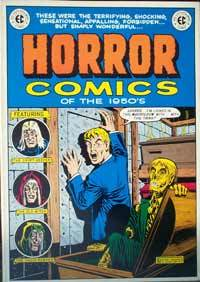 The EC Horror Library of the 1950's by Ron Barlow