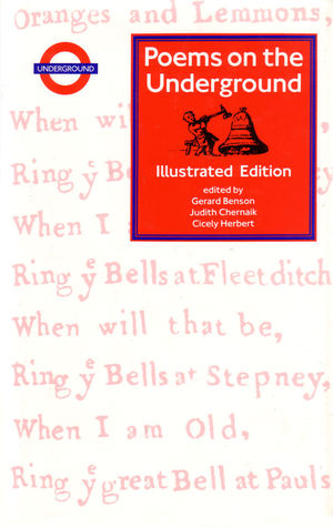 Find Poems on the Underground - Illustrated Edition by Gerald Benson, Judith Chernaik, Cicely Herbert CHM