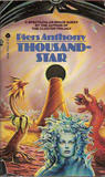 Thousandstar by Piers Anthony