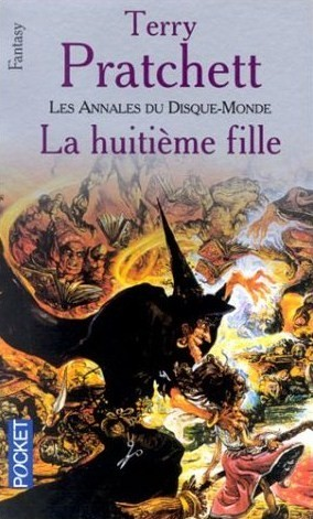 La huitime fille by Terry Pratchett