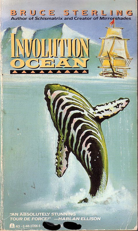 Involution Ocean by Bruce Sterling