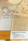 The NET Bible: New English Translation