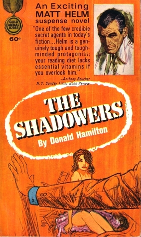 Download for free The Shadowers (Matt Helm #7) PDF by Donald Hamilton