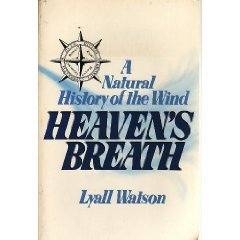 Heaven's Breath by Lyall Watson