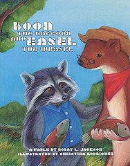 Boon the Raccoon and Easel the Weasel
