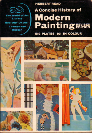 A Concise History of Modern Painting by Herbert Read