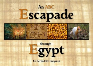 An ABC Escapade through Egypt by Bernadette Simpson