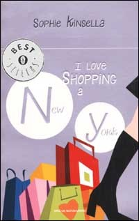 I love shopping in New York by Sophie Kinsella
