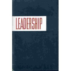 Leadership by Sterling W. Sill