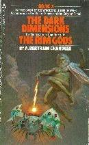 The Dark Dimensions/The Rim Gods by A. Bertram Chandler