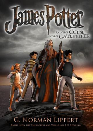 James Potter and the Curse of the Gate Keeper (James Potter, #2)