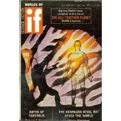 IF Worlds of Science Fiction, 1971 October (Volume 21, No. 1)