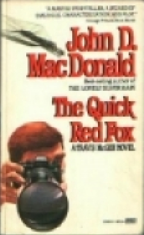 The Quick Red Fox (Travis McGee #4)