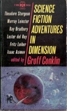 Science Fiction Adventures in Dimension