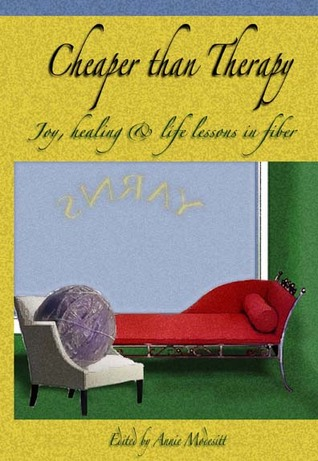 Cheaper Than Therapy by Annie Modesitt