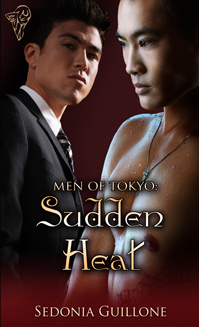Men of Tokyo by Sedonia Guillone