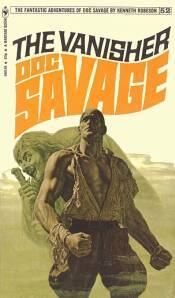 The Vanisher (Doc Savage, #52)