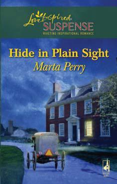 Hide In Plain Sight (The Three Sisters Inn #1)