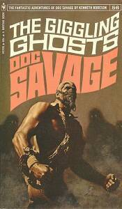 The Giggling Ghosts (Doc Savage, #56)