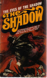 The Eyes of the Shadow by Walter B. Gibson