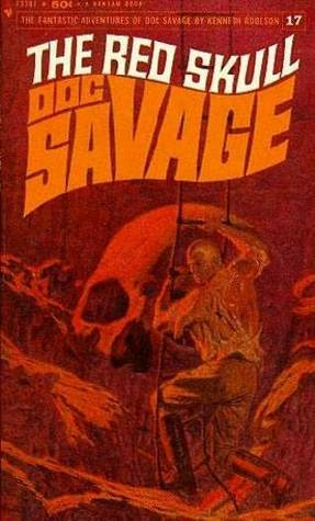 The Red Skull (Doc Savage, #17)