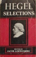 Selections  by  Georg Wilhelm Friedrich Hegel