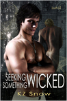 Seeking Something Wicked (Utopia X, #2)