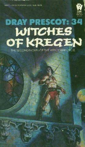 Download free Witches of Kregen (Witch War Cycle, #2) (Dray Prescot #34) by Alan Burt Akers DJVU