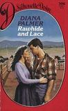 Rawhide and Lace (Silhouette Desire, #306)