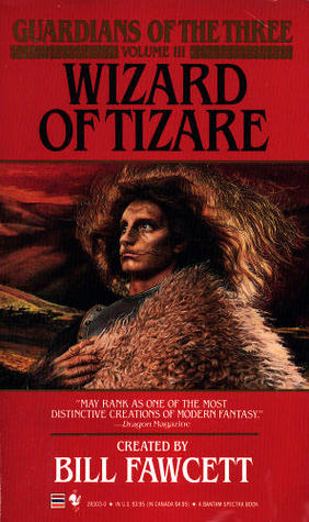 WIzard of Tizare by Matthew J. Costello