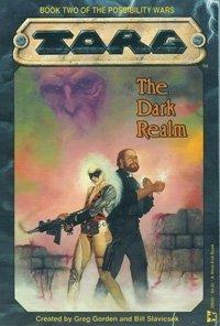 The Dark Realm (Torg, the Possibility Wars ; Bk. 2)